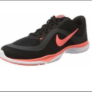 Nike flex trx 6 Black Lava Glow Anthracite